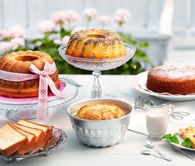 Med detta recept får du en grundsmet för sockerkaka som du enkelt kan ge olika form och smak genom att tillsätta till exempel lite kardemumma, citrusskal eller kanske malen ingefära. Triss i sockerkaka är perfekt att servera till kaffet på altanen!