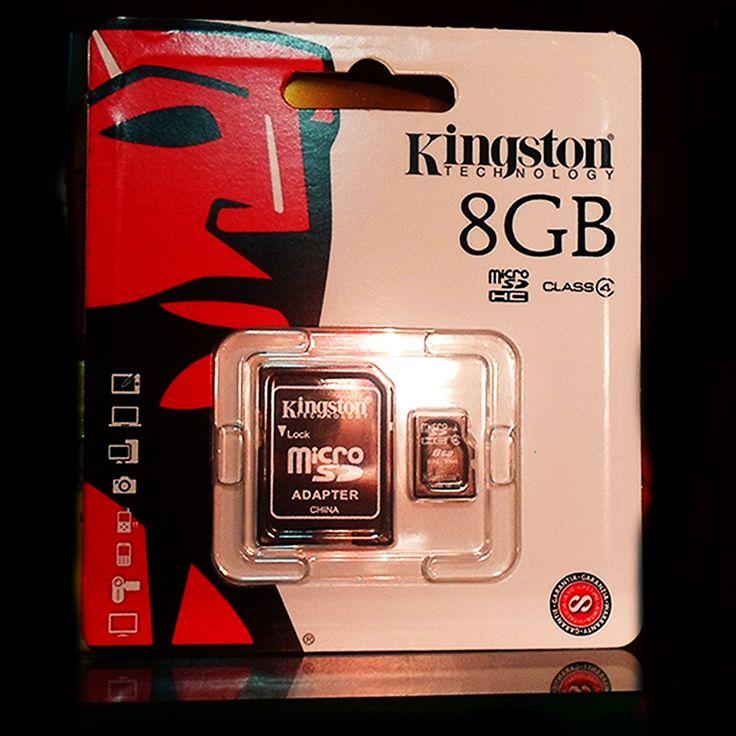Conserva Tus datos En Cualquier dispositivo ✔ ✔ ✔-  Memorias Kingston 8G - - De Venta En @Tienda306📞WhatsApp: (+57) 320 574 96 98 – ver Aquí -