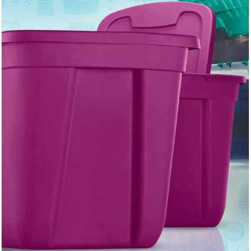 18 gallon storage totes 2 for 800 sale good loweu0027s hotdeals for the hottest