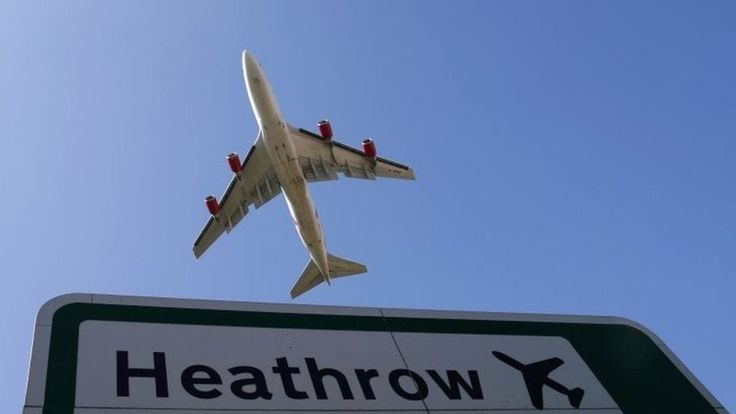 Heathrow probe after 'security files found on USB stick'