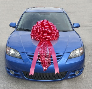 10 best Car Bows images on Pinterest | Big bows, Gift bows and ...