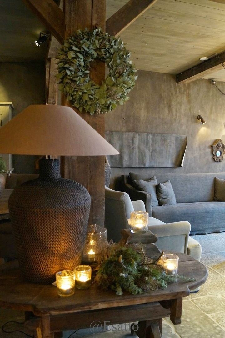 10 Chalet Chic Living Room Ideas for Ultimate Luxury and Comfort   – WOHNZIMMER