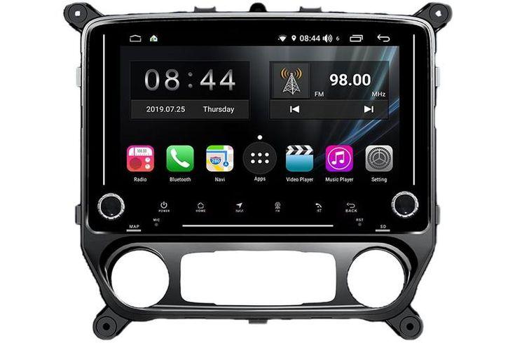 Chevrolet silverado aftermarket gps navigation car stereo