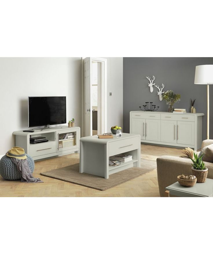 Buy Heart Of House Elford 3 Piece Living Room Pack   Grey At Argos.co