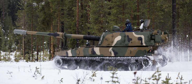 Hæren vil få nytt 155mm artilleri av typen K9 Thunder. Hovedleveransen av det nye artilleriet vil skje i 2020 og har en ramme på ca. 3,2 milliarder kroner.