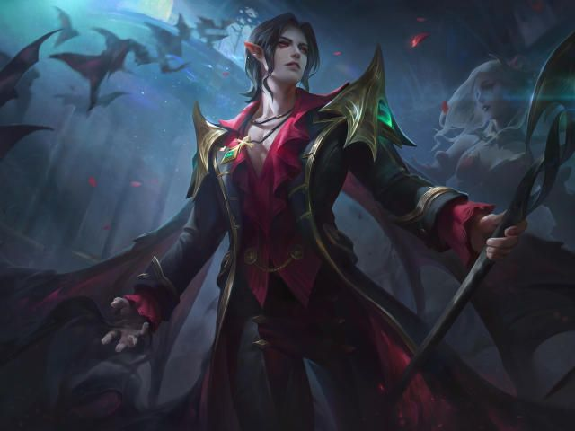 Cecilion Mobile Legends Wallpaper Hd Games 4k Wallpapers Images Photos And Background Mobile Legend Wallpaper Mobile Legends Hero Wallpapers Hd