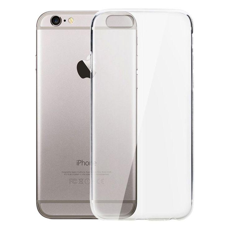 Silikonový průhledný kryt pro iPhone 6 #AllCases.cz #kryt #case #iphone #iphone6