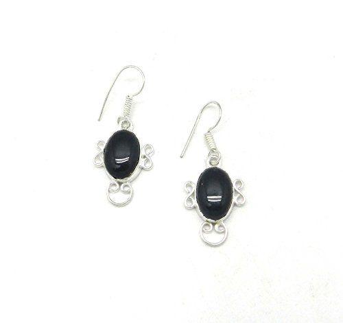 Black Stone German Silver Hanging Earring For Girls& Wome... http://www.amazon.in/dp/B072J72VGN/ref=cm_sw_r_pi_dp_x_-e5wzbK5MRHTW