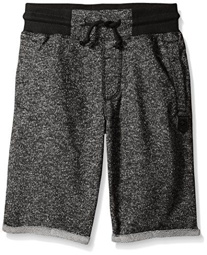 Southpole Big Boys' Jogger Shorts In Basic Marled French Terry Fabric >>> Want to know more, visit
