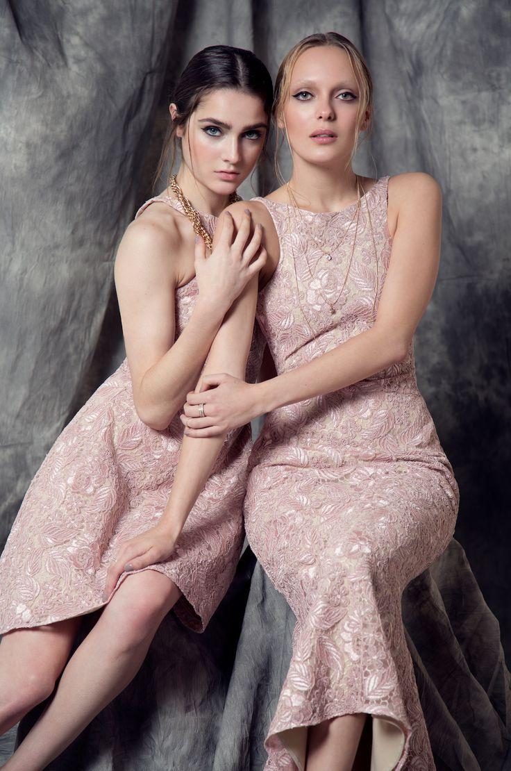 The Stacy Dress & The Lilly Gown - arti gogna Summer 2015 Collection - www.artigogna.com