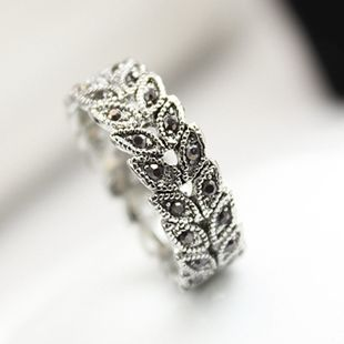 marcasite wedding bands. free shipping exquisite aesthetic paragraph vintage fashion olive leaf thai silver marcasite elegant ring finger wedding bands e