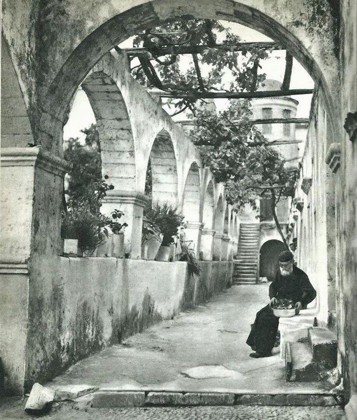 Monastery Agia Triada - Chania