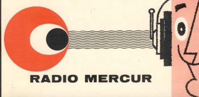 Radio Mercur 1958-62