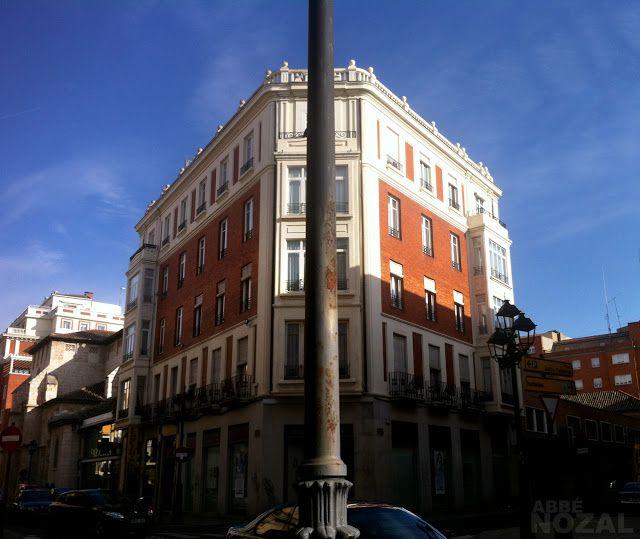Cada día una foto de Palencia, realizada por ABBÉ NOZAL: De un lado y del otro