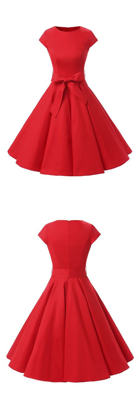 50s dresses,red retro dresses,vintage style dresses,fashion rockabilly dresses,ruched retro dresses,red dresses