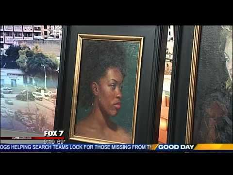 "Felice House interviews with FOX 7 News, talking about the gallery opening of Women Painting Women: Texas. ""Women Painting Women"" explores how contemporary women painters are handling women as subjects."