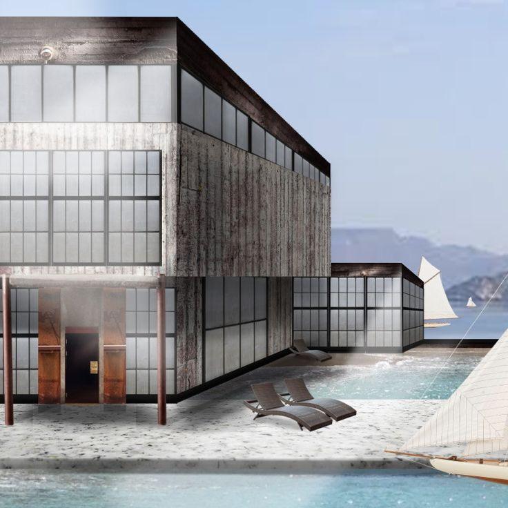 '#annsofihouse #house #architecture #annsofiseaside #seaside #100neybers' created in #neybers