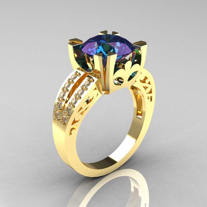 Diamond Solitaire Rings Pinterest