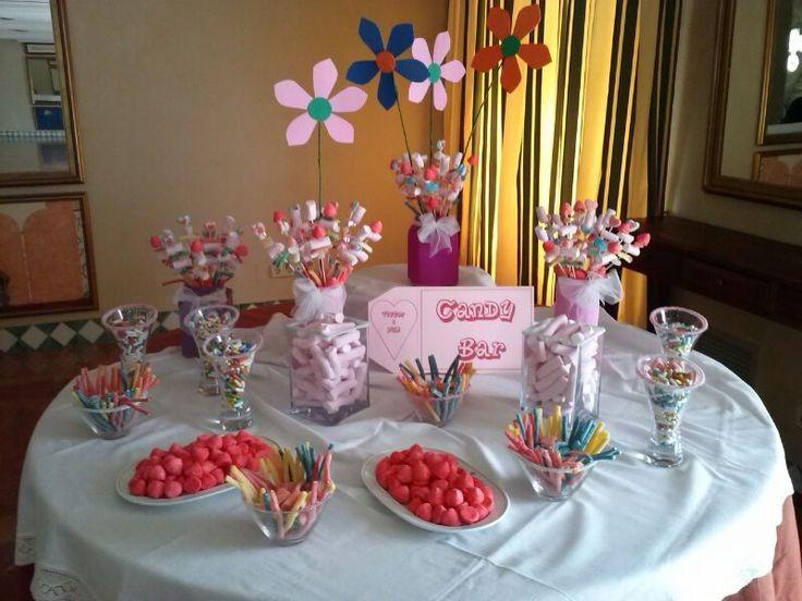 #bodas #ideales en el #Parador de #Alcañiz #candybar #decoración #wedding #love