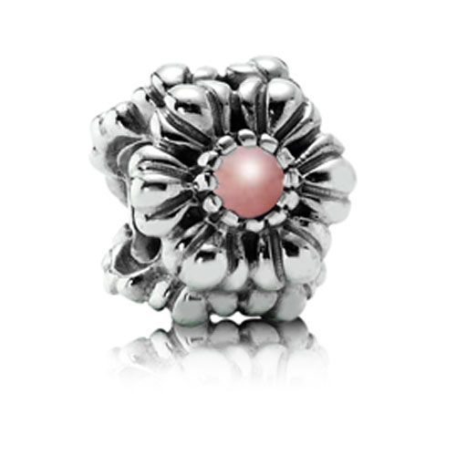 Pandora Birthday Bloom October with Pink Opal Charm  for shaun