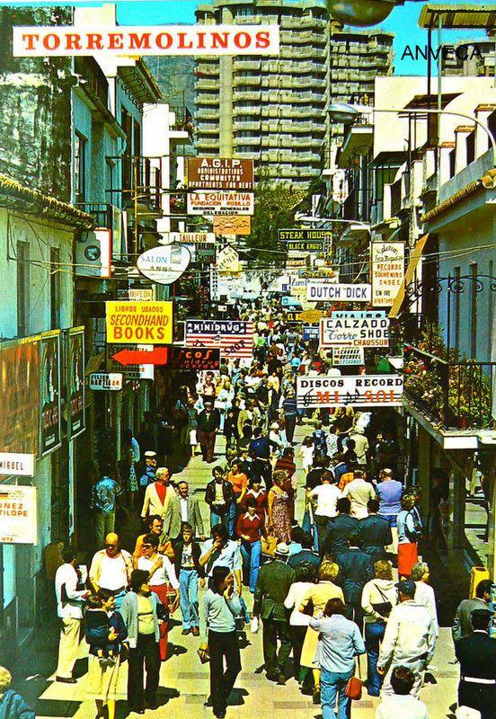 TORREMOLINOS (Málaga - 1970)