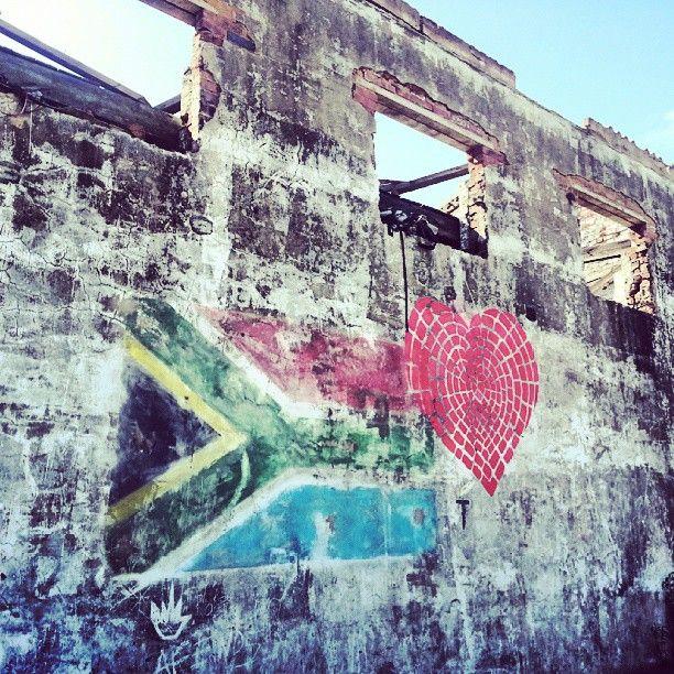 South African artwork