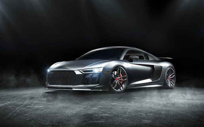 Audi R Cars German Cars Smoke Audi