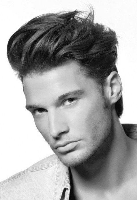 Gute Frisuren Fur Dickes Haar Manner Moderne Manner Frisuren
