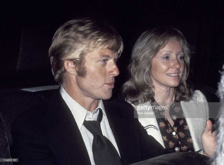 After divorce from wife Lola Van Wagenen, Robert Redford married to Sibylle Szaggars