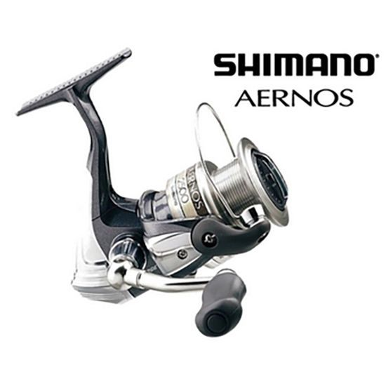 Shimano Fishing Aernos 2500 Spinning Reel Freshwater / Free Fast Shipping #Shimano