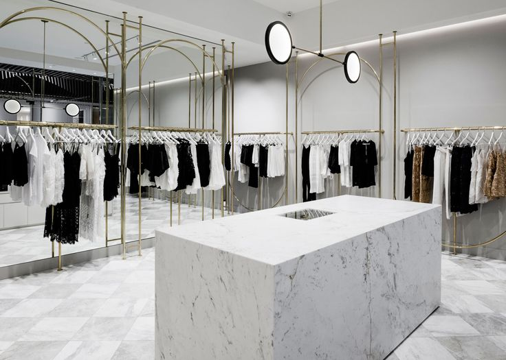 Alice McCALL Emporium Melbourne Store by Studio Wonder | Yellowtrace  ~ Great pin! For Oahu architectural design visit http://ownerbuiltdesign.com