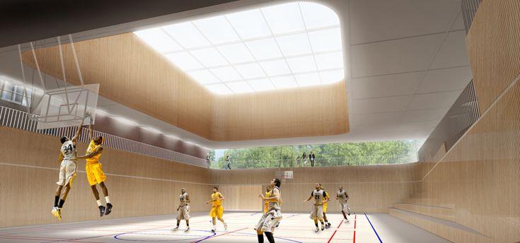 we architecture: light box