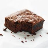 A healthy brownie recipe from Jillian Michaels!      Nutrition Facts  Number of Servings: 16  Amount Per Serving  Calories: 86.2  Total Fat: 2.2 g  Sodium: 63.6 mg  Total Carbohydrate: 16 g  Protein: 1.3 g