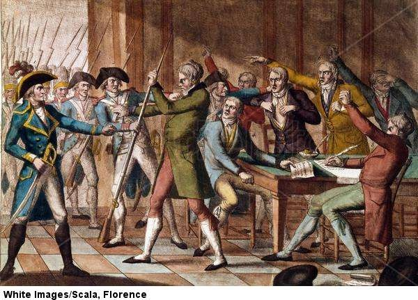 The French Revolution & The Rise and Fall of Napoleon 1789 - 1815