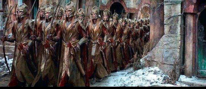 The Silvan elven army | LotR,The Hobbit & Silmarillion | Pinterest ... The Children Of Hurin Art
