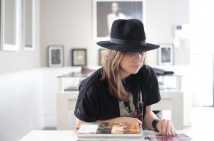 Lorena Saravia dentro del blog de moda y estilo TheFancyArchive
