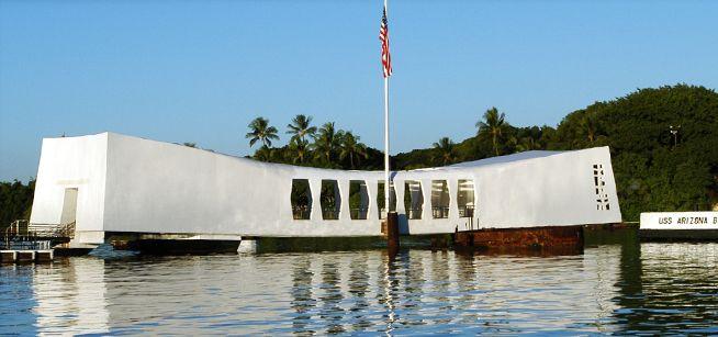 USS Arizona Memorial Tour at Pearl Harbor