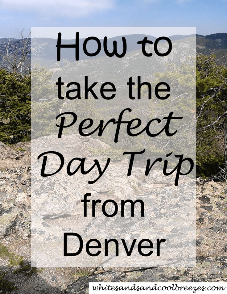 How to take the Perfect day trip from Denver. Have a day in Denver and want to try something new? Want to explore outside of the Denver area but don't want to have to travel too far? Well, I have a perfect day trip from Denver for you to consider! #colorado #travel #adventuretravel
