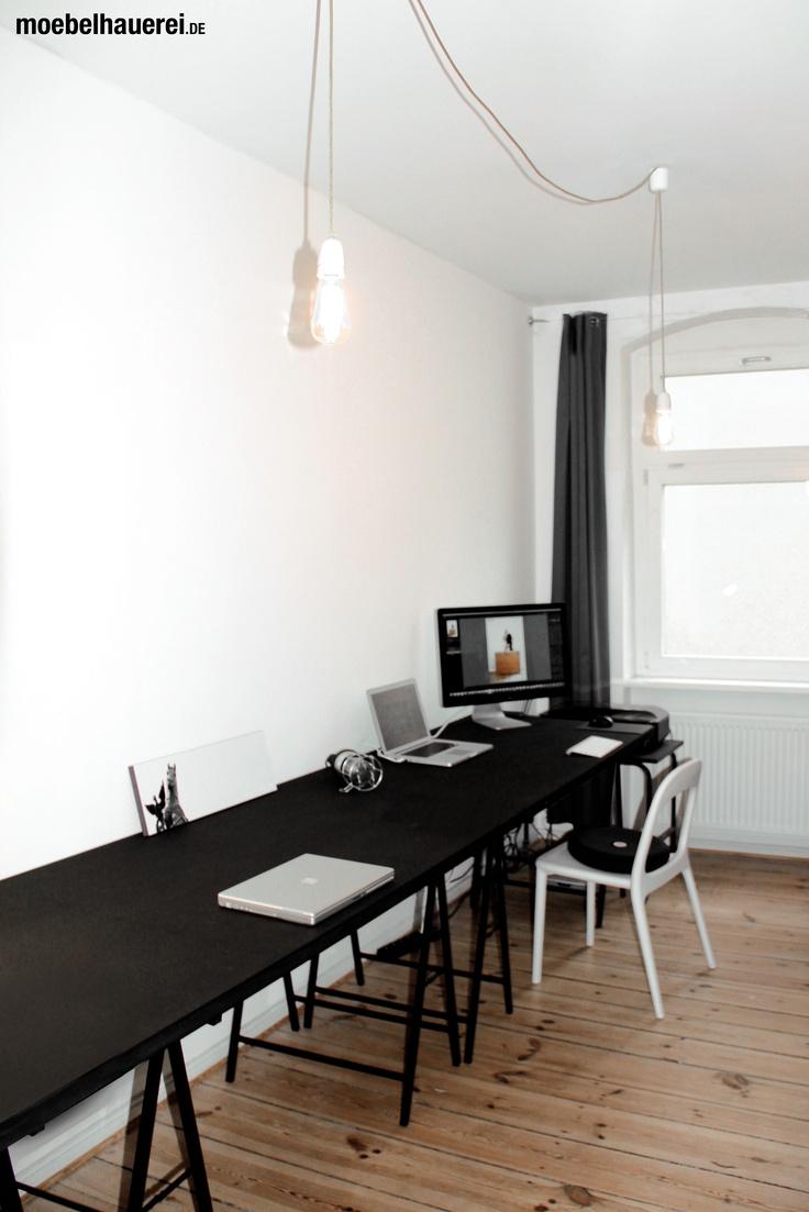 In der Kreativwerkstatt der MÖBELHAUEREI im Prenzlauer Berg entstehen Konzepte und erste Skizzen für Möbel und Innenräume.  www.moebelhauerei.de