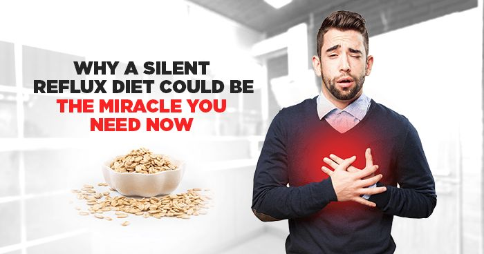 Did you know that silent reflux is possible? Don't worry. The 17 silent reflux diet techniques will help you get through this condition.