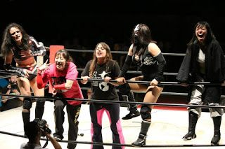 """What If"" WWE Story lines 1: Oedo Tai Invasion Part 1  So I was watching NXT and Asuka was body ingredients some local talent. Then I got the idea that since there is no one in NXT that is an actual challenge to her and they are bringing in former great talent to face her what if just what if World Wonder Ring Stardom's multi women faction invaded the main roster and revealed Asuka as their new Leader?  So here's some background on Kana and Oedo Tai. As we all know Asuka was once known by…"