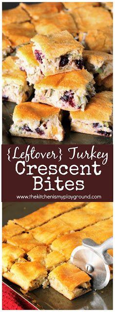 Turkey Crescent Bites