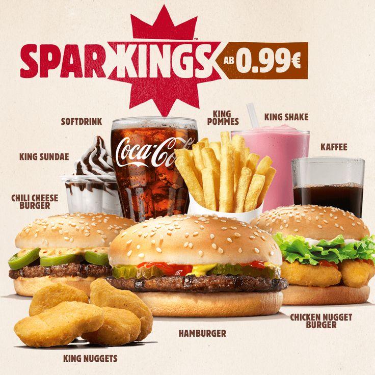 Sparen - BURGER KING® - www.burgerking.de