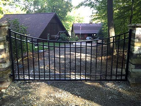 78 Images About Koros Driveway Gate On Pinterest Brick