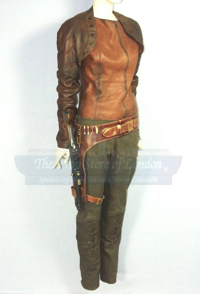 ScifiHero.NET > Zoe Alleyne Washburn, First Officer of the FireFly