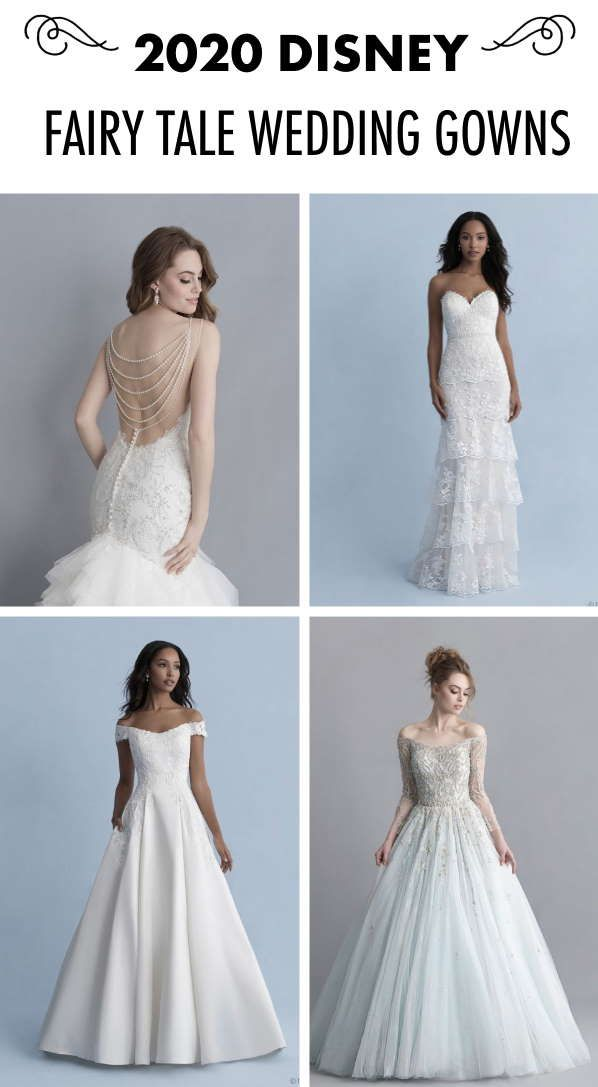 The 2020 Disney Fairy Tale Wedding Gowns By Allure Bridals This Fairy Tale Life In 2020 Disney Wedding Dresses Glitter Wedding Dress Country Wedding Dresses