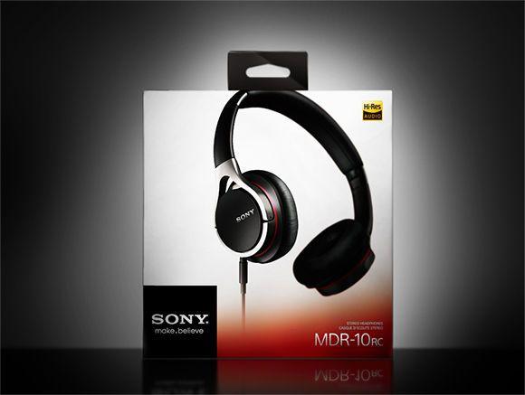 sony headphone packaging - Google Search