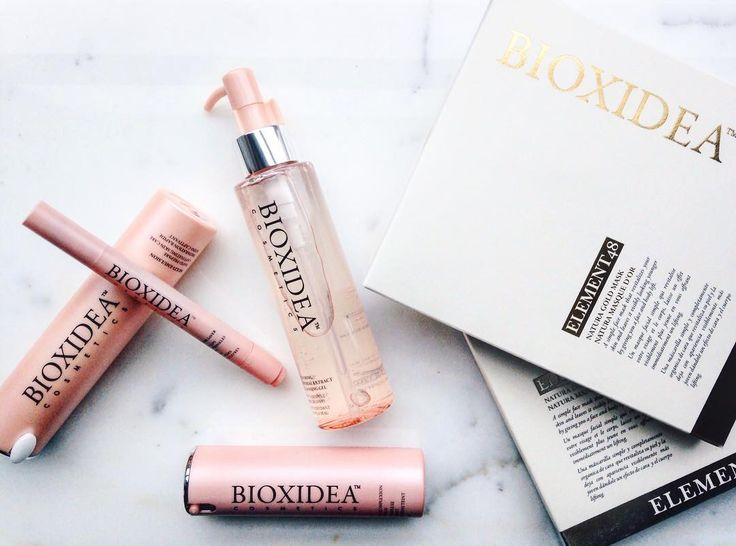 "Spotted! BIOXIDEA by Marie-Lyne #‍ (@marilynbdry) on Instagram: ""Excited to start a new skincare routine with @bioxideausa  #naturalskincare"""