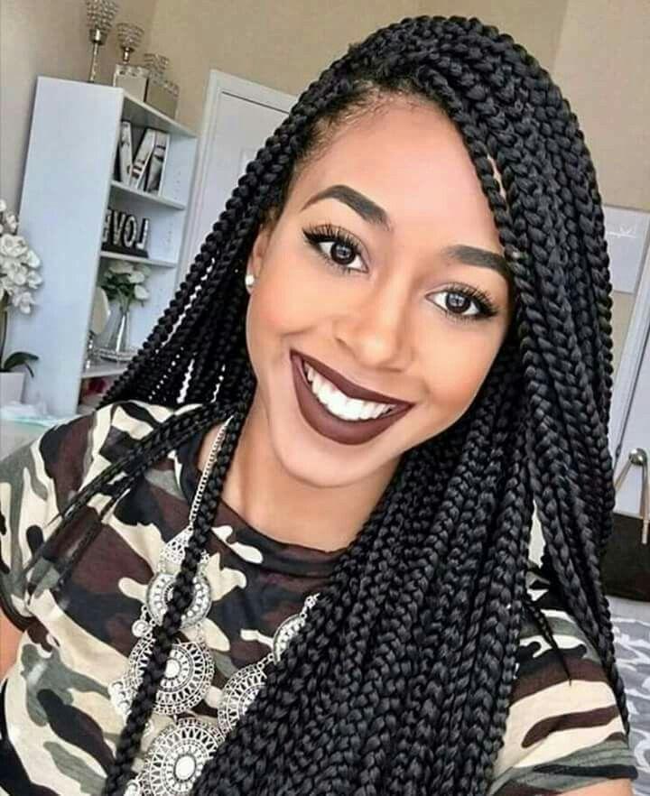 4 Ways To Keep Her Happy Black Hair Box Braids