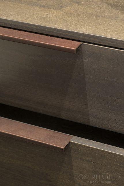flush bronze handles joseph giles - Google Search